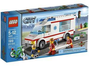 Lego City: Ambulance #4431