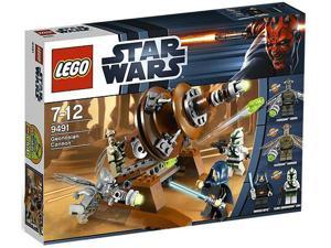 Lego Star Wars: Geonosian™ Cannon #9491
