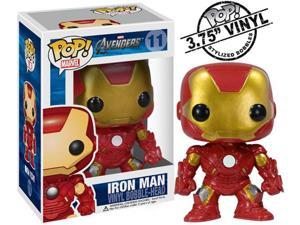 Pop! Marvel: Avengers Movie Iron Man Vinyl Figure