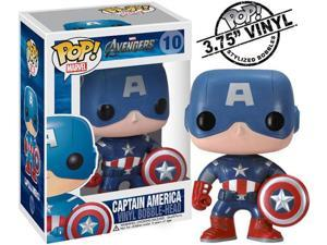 Pop! Marvel: Avengers Movie Captain America Vinyl Figure
