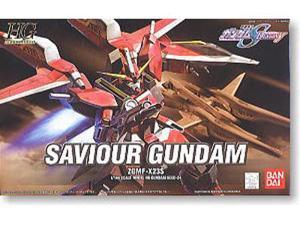 Gundam Seed Destiny HG 24 Saviour Gundam 1/144 Scale Model Kit