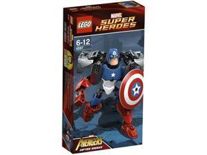 Lego Marvel Super Heroes: Avengers Captain America #4597