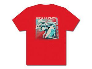 Cat Planet Cuties Eris - Lets Go Play! T-Shirt