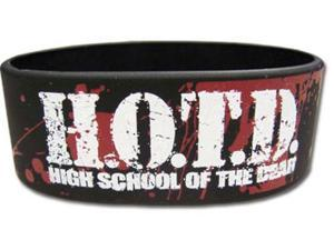 High School of the Dead: Logo Wristband