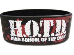 High School of the Dead: Logo Wristband