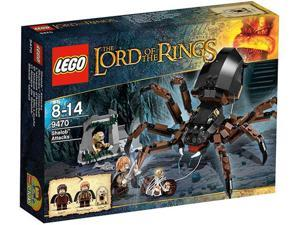 Lego Lord of the Rings: Shelob Attacks #9470