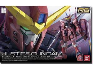 Gundam RG: 09 Justice Gundam 1/144 Scale