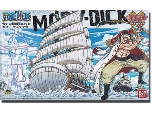 One Piece: Grand Ship Collection Moby Dick Model Kit