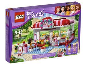 Lego Friends City Park Cafe #3061