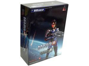 Mass Effect 3: Play Arts Kai Ashley Williams Action Figure