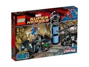 Lego Marvel Super Heroes Spider-Man's™ Doc Ock™ Ambush #6873
