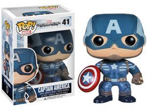 Pop! Marvel Captain America Winter Soldier Captain America Vinyl Figure
