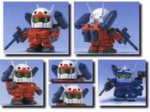 Gundam SD-016 RX-77 Guncannon