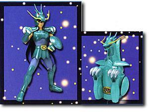 Saint Seiya Dragon Shiryuu Cloth Action Figure