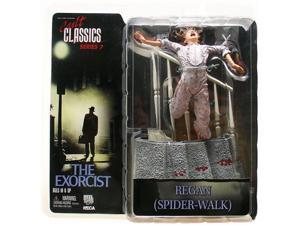 Cult Classics Series 7 Exorcist Spider Walk Regan Action Figure