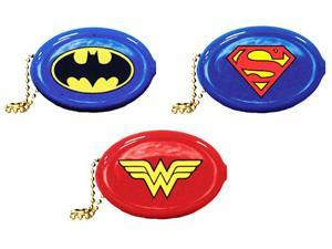 DC Comics: Coin Purse 12 Piece Case Keychain