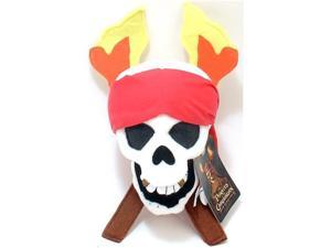 Disney: Pirates of the Caribbean Dead Man's Chest Skull 10-inch Plush