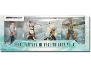 Final Fantasy XIII: Trading Arts Vol. 1 Trading Figure Set of 4