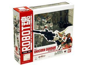 Gundam: Unicorn Gundam Destroy Mode Full Action Ver. Robot Spirits Figure