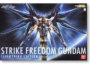Gundam Seed Destiny Strike Freedom with Flash Edition 1/60 Scale
