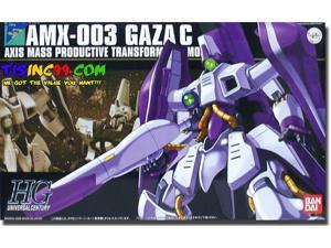 Gundam HGUC 062 AMX-003 Gaza C Hamarnn Custom 1/144 Scale