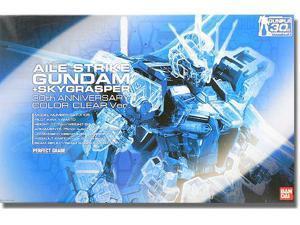 Gundam PG Gundam Seed Aile Strike Gundam + Skygrasper Clear Ver. 1/60 Scale 30th Anniversary