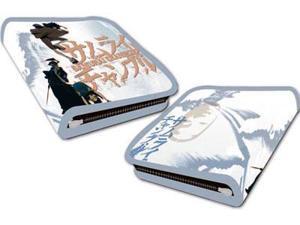 Samurai Champloo CD Case