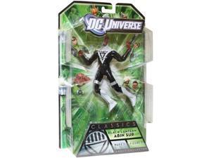 Green Lantern Classics: Series 1 Black Lantern Abin Sur Figure