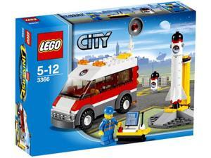 Lego City: Satellite Launch Pad #3366