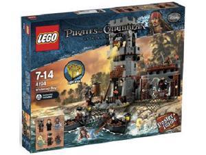 Lego Pirates of the Caribbean: Whitecap Bay #4194