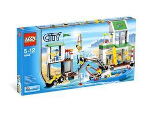 Lego City: Marina #4644