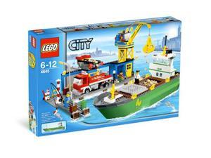 Lego City: Harbor #4645