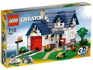 Lego Creator: Apple Tree House #5891