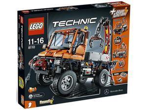 Lego Technic: Mecedes-Benz Unimog U 400 #8110