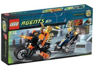 Lego Agents: Gold Tooth's Getaway #8967