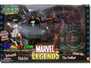 Marvel Legends Urban Legends Action Figure Gift Set