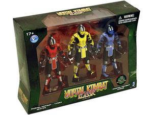 "Mortal Kombat Klassic: Robot 4"" Multipack Action Figure"