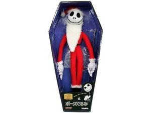 Nightmare Before Christmas: Santa Jacks Plush