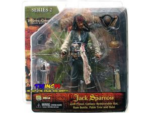 Pirates of the Caribbean Dead Man's Chest Series 2 Jack Sparrow Figure