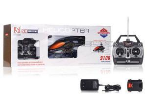RC Helicopter: 9100 Hover Helicopter 1st Single Blade 3 Channel