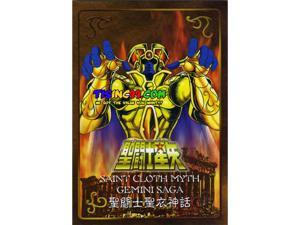 Saint Seiya Saint Cloth Myth Gold Cloth Gemini Saga Metal Place