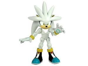 "Sonic the Hedgehog: Silver the Hedgehog 3.5"" Action Figure"