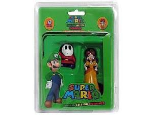 "Super Mario: Daisy and Shy Guy 2"" Collector's Tin Action Figure"