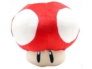 Super Mario Brothers Red Mushroom 12-inch Plush