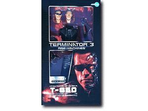 Terminator 3 Rise of the Machines T-850 Pre Pointed Soft Vinyl Model Kit 1/60 Scale
