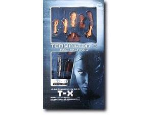 Terminator 3 Rise of the Machines T-X Pre Pointed Soft Vinyl Model Kit
