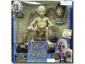 Lord of the Rings: Return of the King Deluxe Talking 10-inch Gollum Action Figure