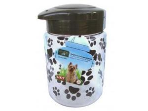Lixit Dog Treat Jar 64oz Plastic