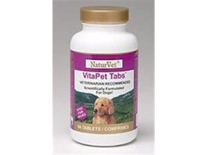 NaturVet Vita Pet Tabs 60 Tabs For Dogs