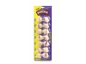 Dingo USA Double Meat Mini 2.5in White Bone 7 pack